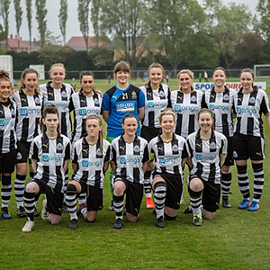 Newcastle United WFC V Wallsend Ladies FC