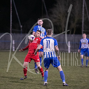Newcastle Benfield V North Shields (Senior Cup QF