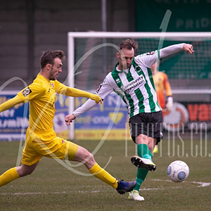 Blyth Spartants V Brackley Town