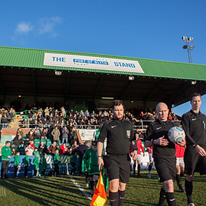 Blyth Spartans V FC United Of Manchester