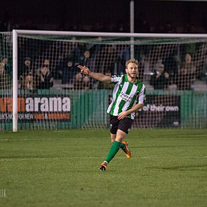 Blyth Spartans V  Stalybridge Celtic