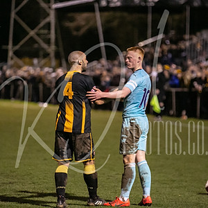 Morpeth Town V Newcastle u23 (Senior Cup SF)