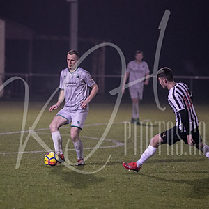 Newcastle U23's V Blyth Spartans (Senior Cup QF)