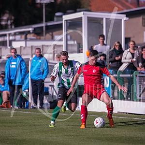 Blyth Spartans V AFC Telford
