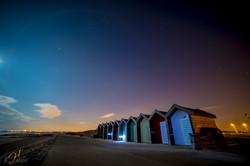 Beach huts, Blyth