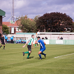 Blyth Spartans V North Ferriby United