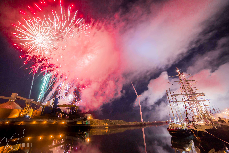 Tall Ships, Blyth 2017