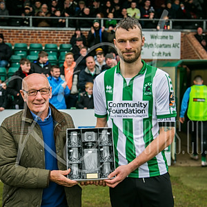 Blyth Spartans V Hereford FC
