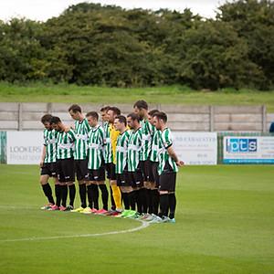 Blyth Spartans V Carlisle Utd - 17/18 Pre Season