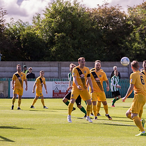 Blyth Spartans v Boston United