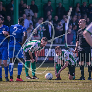 Blyth Spartans V Guiseley FC