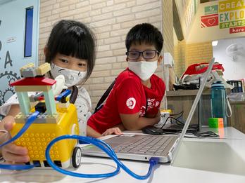 Kidsbits Coding Robot