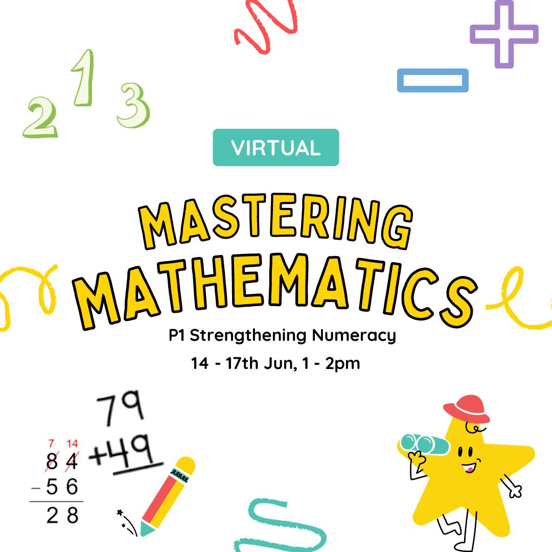 Mastering Mathematics (Numeracy)