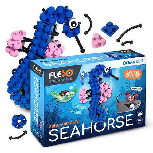 Flexo Ocean Life - Seahorse