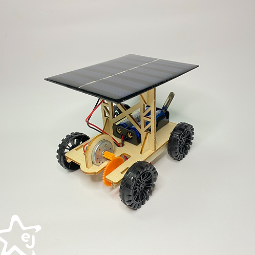 STEAM Learning Kit: Solar Car