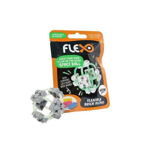 Flexo Mini - Glow in the Dark Spaceball
