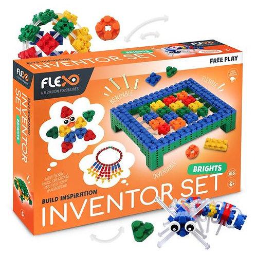 Flexo Inventor Set (800 pieces)