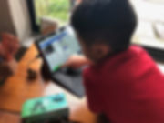 Technology related activities at explorer junior's wokshops and holiday camps