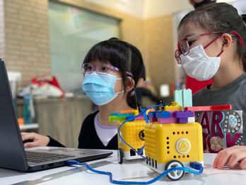 Programming the Kidsbits Coding Robot