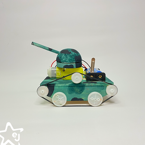 STEAM Learning Kit: Incredible Tank