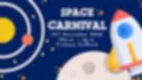 Space Carnival - FB Events Cover (Trehau