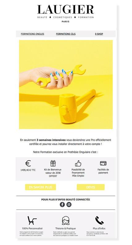 Campagne web et digital