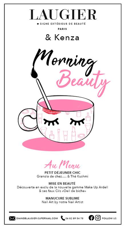 Invitation Bloggeuses Morning Beauty