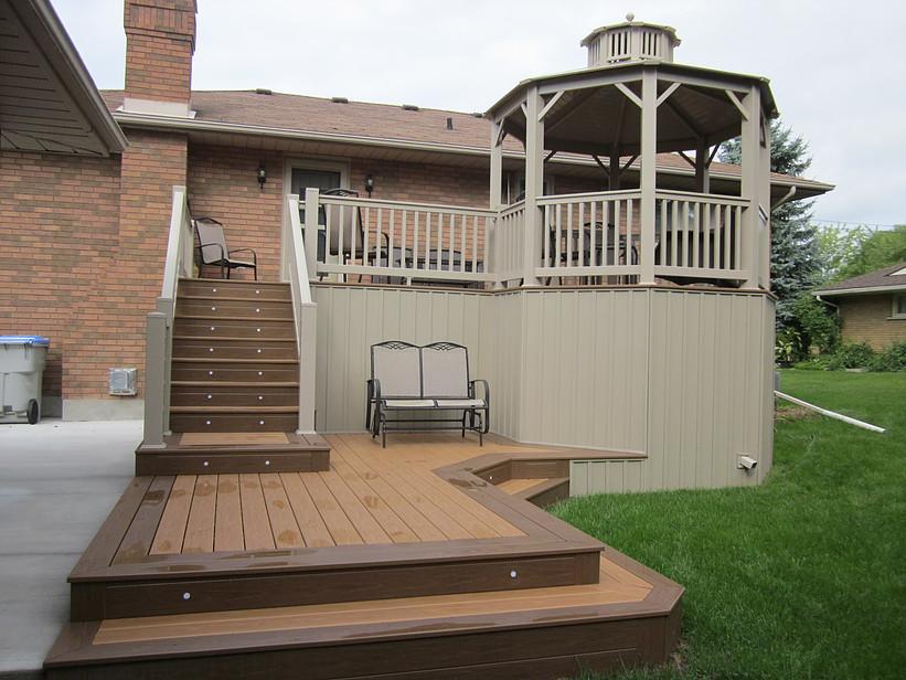 Deck #1