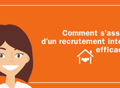 Qu'est-ce qu'un recrutement interne efficace ?