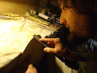 luthier ardeche, fabrication violon