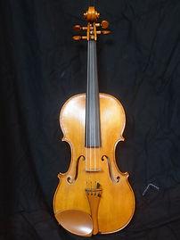 luthier ardèche, fabrication violon