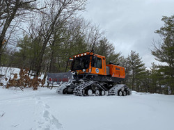 Groomer Packing Trails