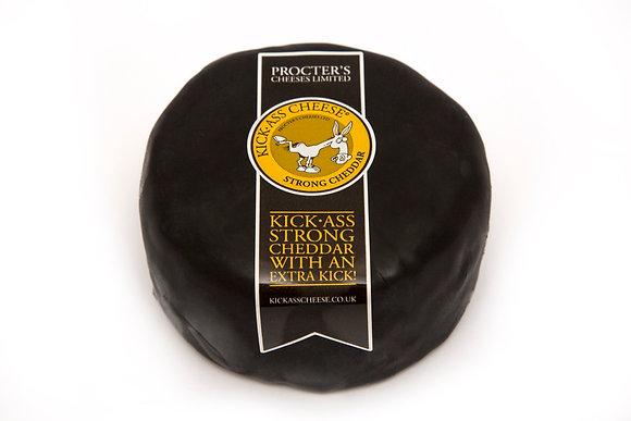 Kick-Ass Truckle (Original Cheddar)