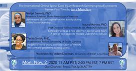 Trainee First Monday - Dr. Nadjat Serradj; Dr. Isura Martins; Dr. Terika Smith