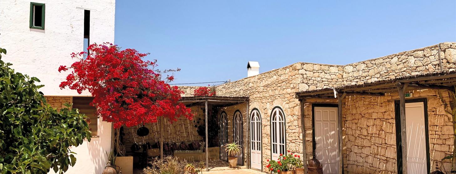 Mainhouse Patio