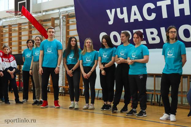 Волонтерская команда