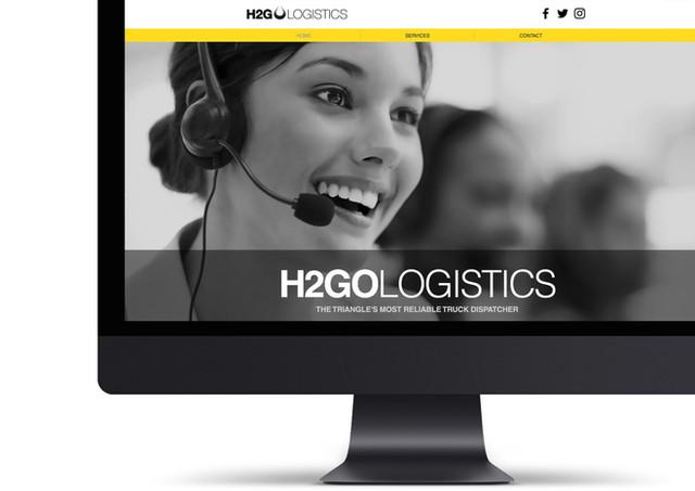 H2GO Branding