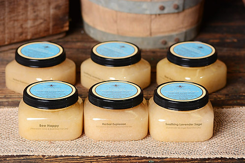 Sugar Honey Scrubs
