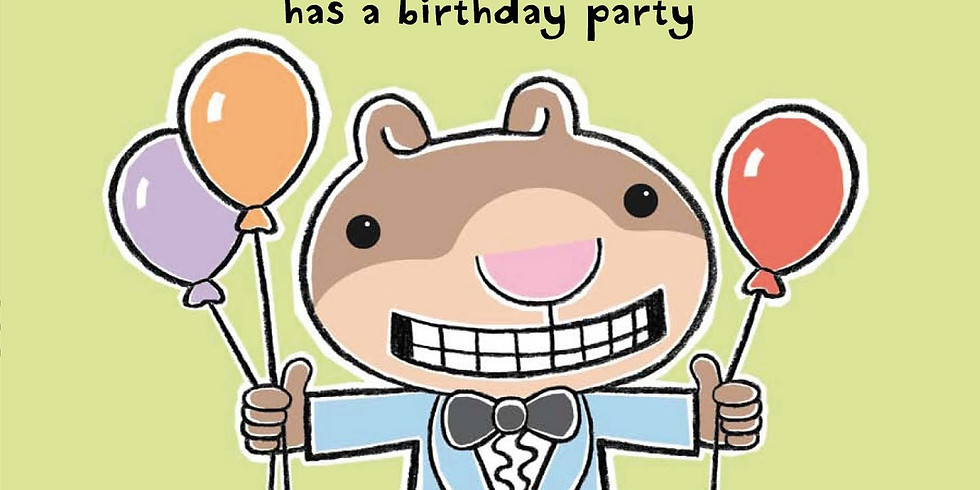 Story Time-Scaredy Squirrel has a Birthday Party