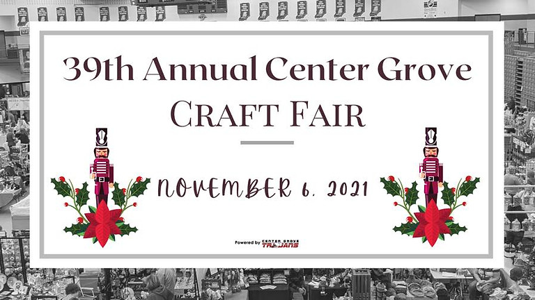 Center Grove Craft Fair