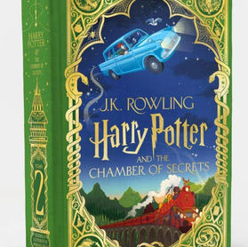 Mina Lima edition: Harry Potter and the Chamber of Secrets