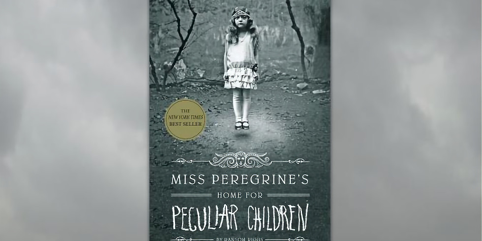 Young Adult Book Club-Miss Peregrine's Home for Peculiar Children