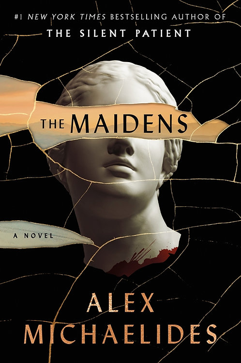 The Maidens by Alex Michaelides : Release Date June 15