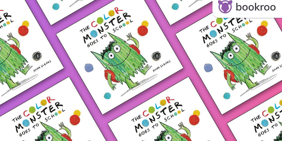 Story Time 10/14-The Color Monster Goes to School