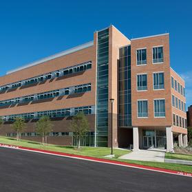 Sam Houston State University Life Sciences Building