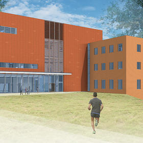 Sam Houston State University Arts Complex and Central Plant Expansion