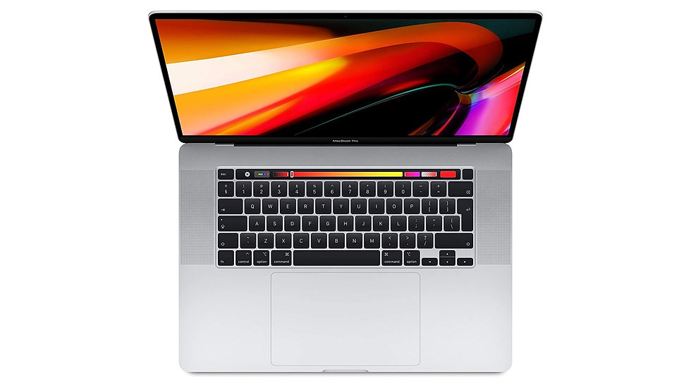 16-inch MacBook Pro with Touch Bar