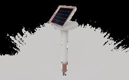 Solar-Powered Soil Sensor