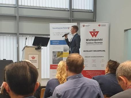Poznanin alueen yritykset kiinnostuneita Suomesta