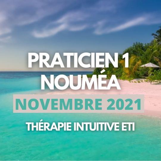 PRATICIEN 1 - FORMATION EN THERAPIE INTUITIVE
